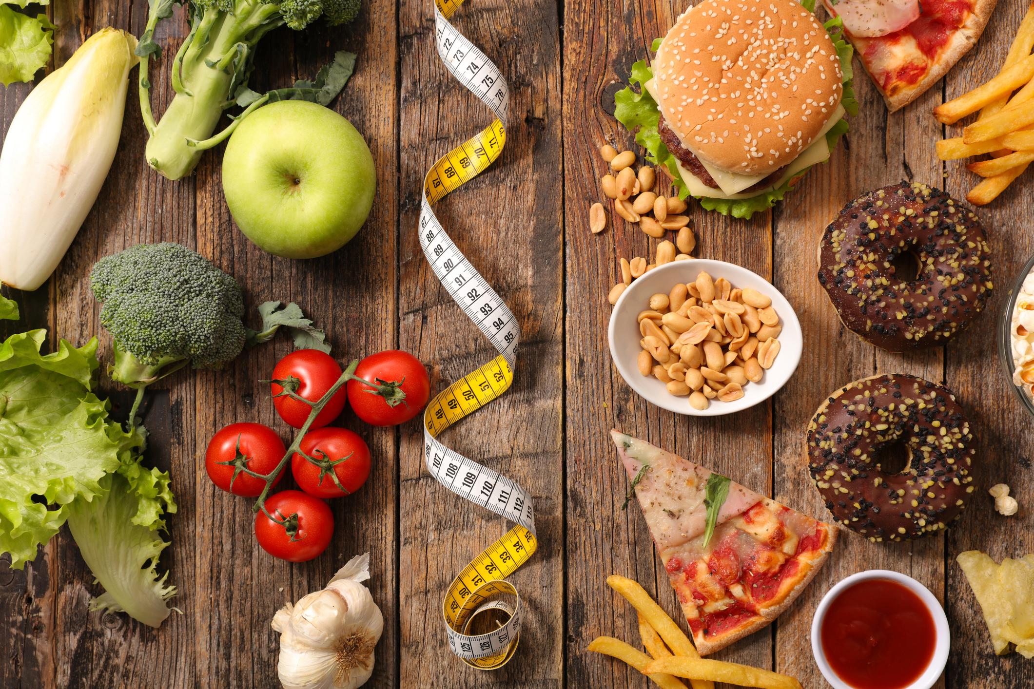 O primeiro passo para que a dieta dê certo é realmente querer mudar os hábitos. É um período de adaptação que requer acompanhamento profissional, vontade e paciência, principalmente se há uma mudança drástica no cardápio.