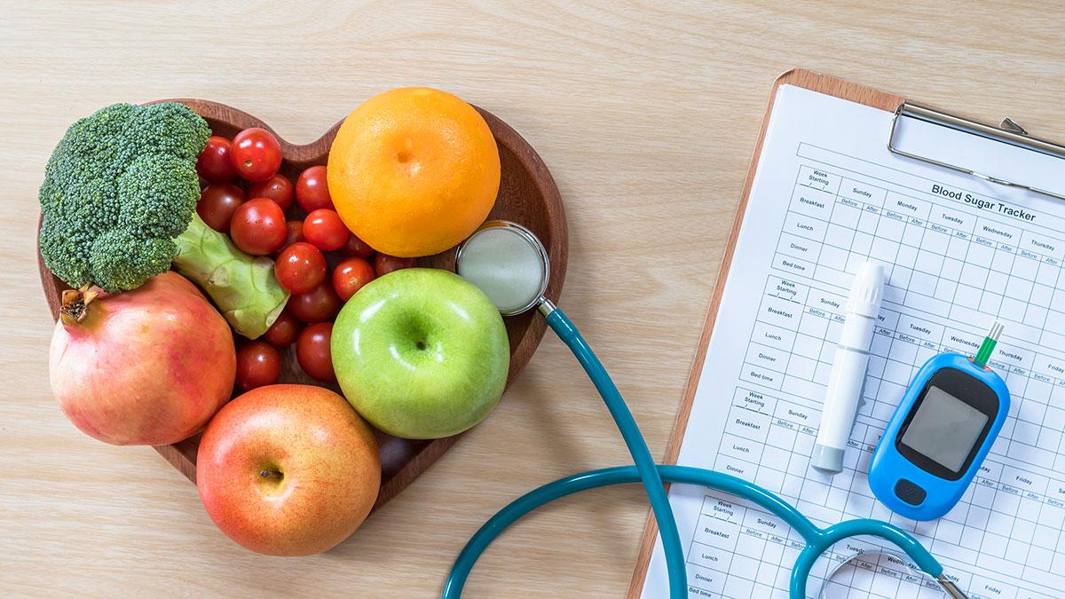 As pessoas com diabetes estão sempre atentas ao nível médio de glicose. Às vésperas do fim do ano pode ser um desafio ainda maior respeitar o plano de refeições.